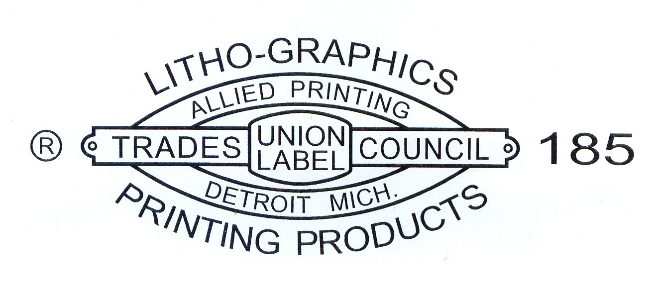 The politics of the joy of printing in detroit mile detroit a label for a traditional union print shop reheart Choice Image